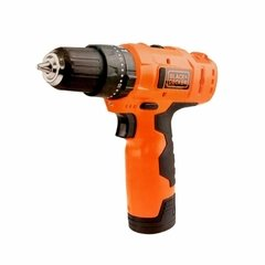Taladro Percutor Inalambrico 12v Black + Decker Hp12