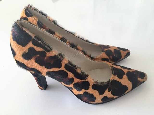 Stiletto Pelo PRINT en internet