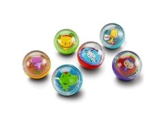 Pelotas Animalitos Giratorias Fisher Price