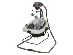 Columpio y Bouncer Graco DuetConnect LX  Colección Manor