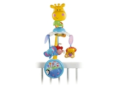 Móvil Musical 2 en 1 Discover and Grow Zoo Fisher Price