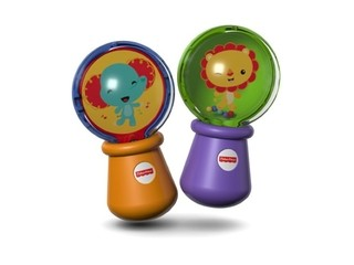 Maracas de Animales Fisher Price