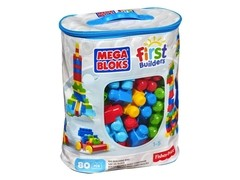 Mega Blocks First Builders Niño Fisher Price