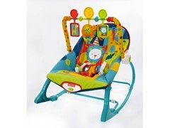 Silla Vibradora - Mecedora Rainforest Fisher Price