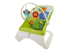 Silla Vibradora Rainforest Curve Fisher Price