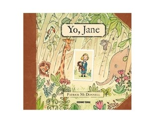Libro Yo Jane Editorial Oceano