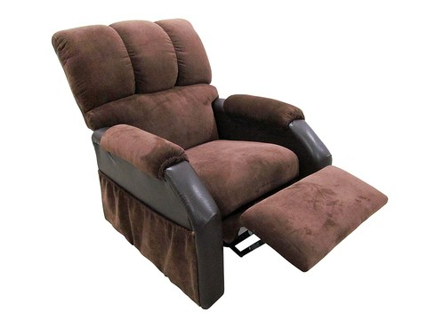 Comprar sillones reclinables en muebles laffayette for Sillon reclinable tela