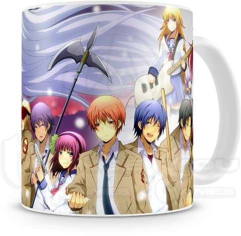 CANECA - ANGEL BEATS - COD. 0016