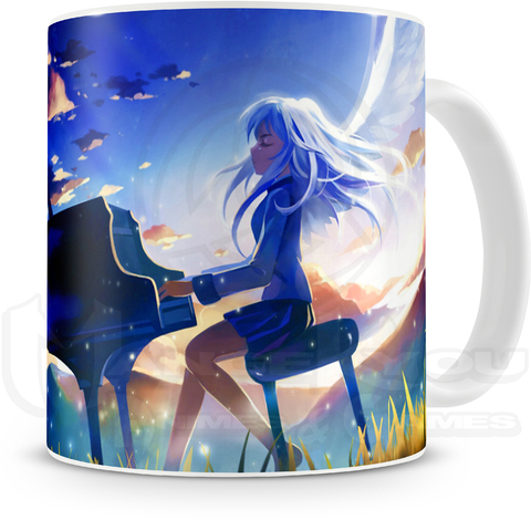 CANECA - ANGEL BEATS - COD. 0024