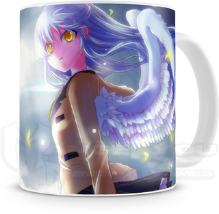 CANECA - ANGEL BEATS - COD. 0027