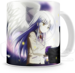 CANECA - ANGEL BEATS - COD. 0034