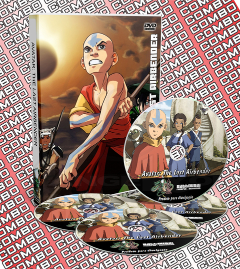 COMBO AVATAR: THE LAST AIRBENDER - comprar online