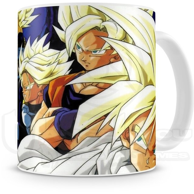 CANECA - DRAGON BALL - COD. 0398