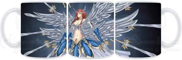 CANECA - FAIRY TAIL - COD. 0447 - comprar online