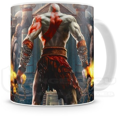 CANECA - GOD OF WAR - COD. 0468