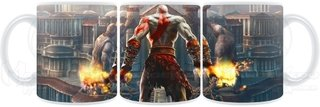 CANECA - GOD OF WAR - COD. 0468 - comprar online