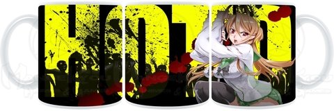 CANECA - HIGHSCHOOL OF THE DEAD - COD. 0490 - comprar online