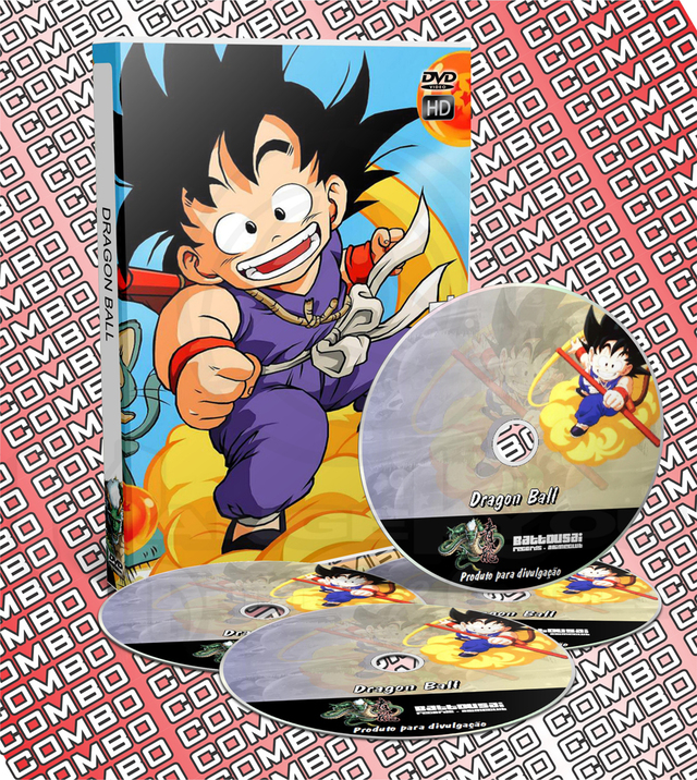 COMBO DRAGON BALL - comprar online