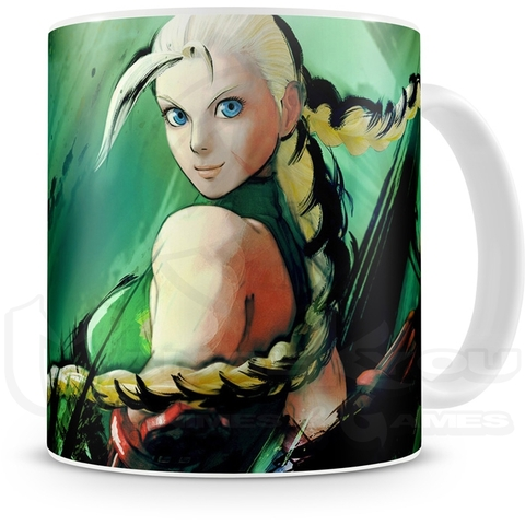 CANECA - STREET FIGHTER - COD. 0928