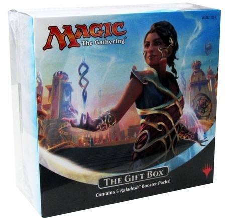 MAGIC THE GATHERING - GIFT BOX - KALADESH