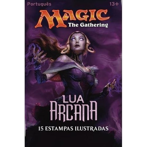 BOOSTER LUA ARCANA- MAGIC THE GATHERING