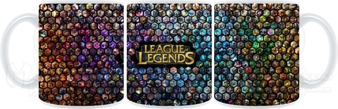 CANECA - LEAGUE OF LEGENDS - COD. 1986 - comprar online