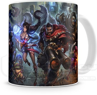 CANECA - LEAGUE OF LEGENDS - COD. 1990