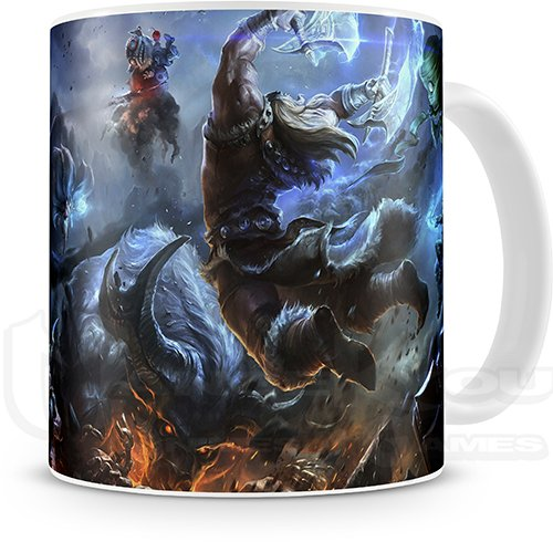 CANECA - LEAGUE OF LEGENDS - COD. 2008