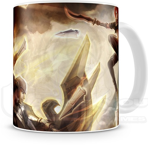 CANECA - LEAGUE OF LEGENDS - COD. 2009