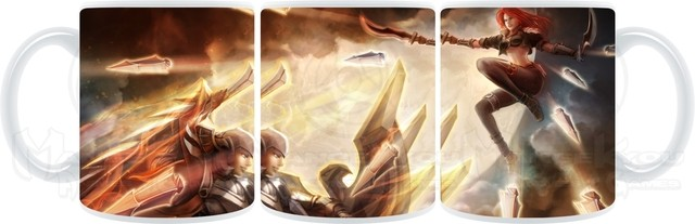 CANECA - LEAGUE OF LEGENDS - COD. 2009 - comprar online