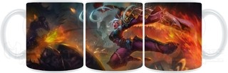 CANECA - LEAGUE OF LEGENDS - COD. 2017 - comprar online