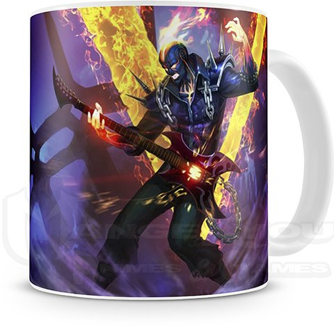 CANECA - LEAGUE OF LEGENDS - COD. 2019