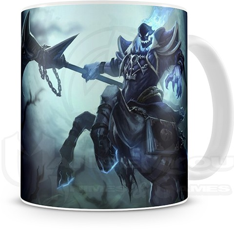 CANECA - LEAGUE OF LEGENDS - COD. 2023