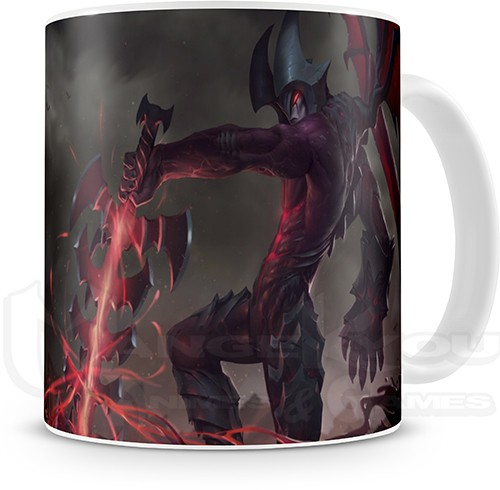 CANECA - LEAGUE OF LEGENDS - COD. 2025