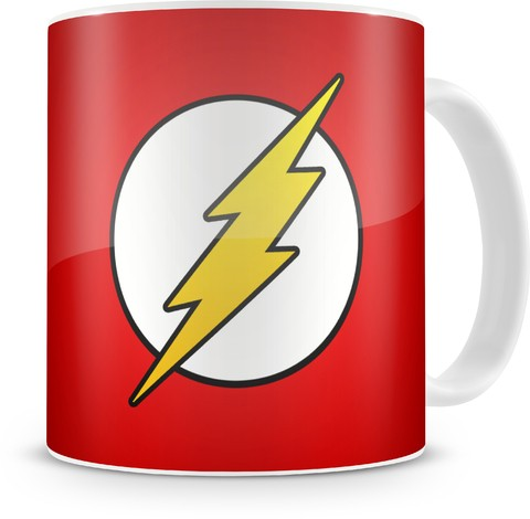 CANECA - THE FLASH - COD. 2403