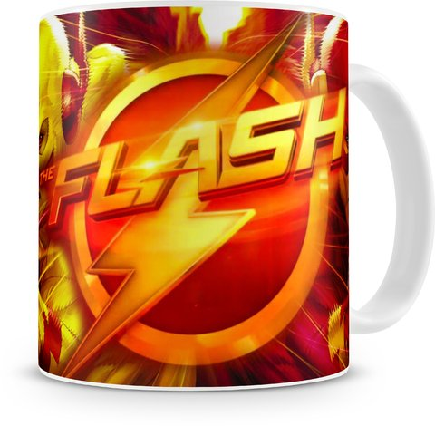 CANECA - THE FLASH - COD. 2405