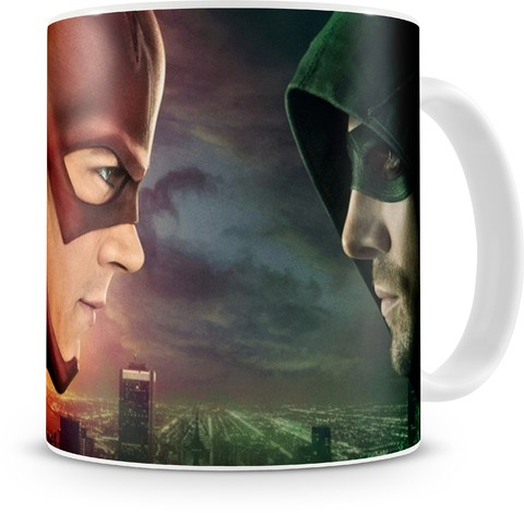 CANECA - THE FLASH - COD. 2406