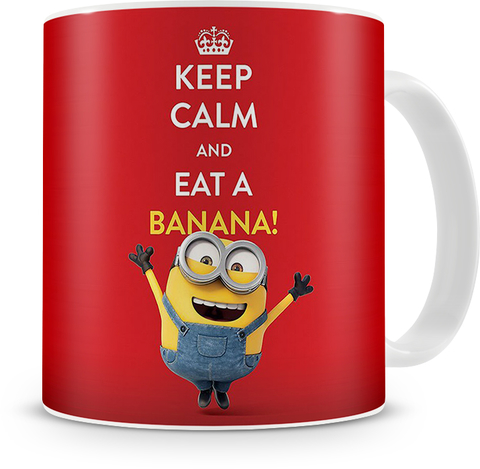 CANECA - KEEP CALM - COD. 2634