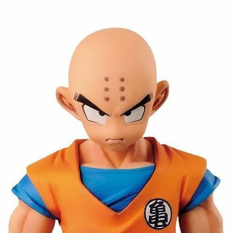 KURIRIN FIGURE COLLECTION DRAGON BALL Z BANPRESTO