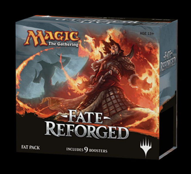 FATE REFORGED - FAT PACK - MAGIC THE GATHERING