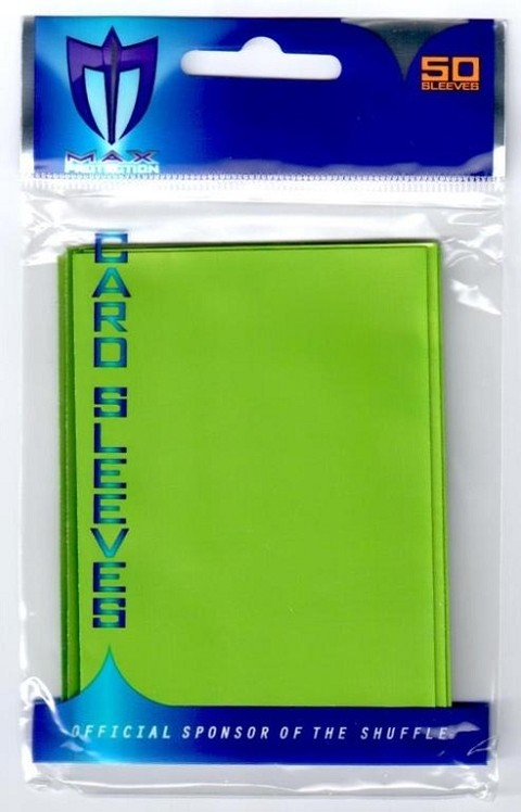 PACOTE C/ 50 PROTETORES DE CARD - MAX PROTECTION SLEEVES na internet