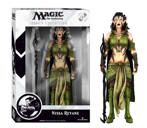 NISSA REVANE LEGACY COLLECTION - MAGIC THE GATHERING - FUNKO