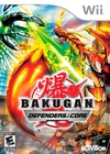 BAKUGAN: DEFENDERS OF THE CORE - WII
