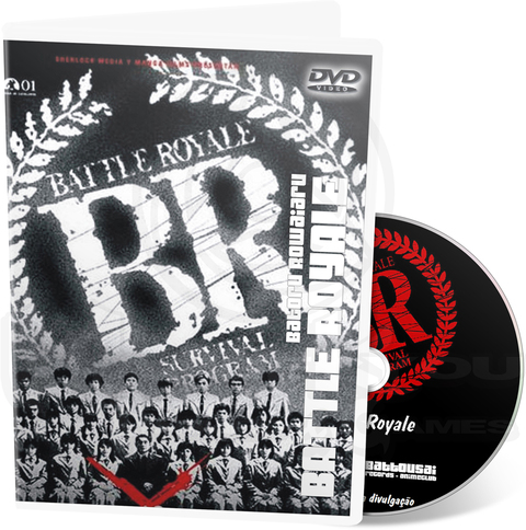 BATTLE ROYALE I - MOVIE