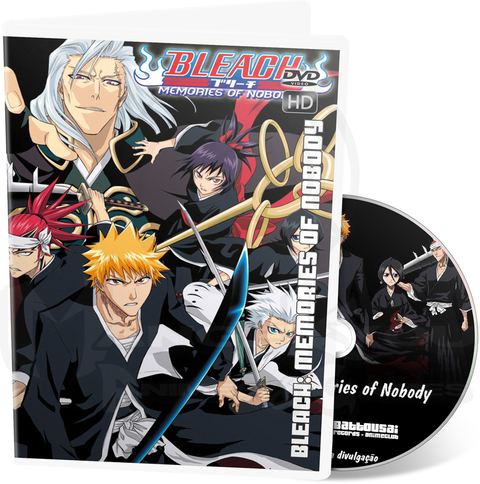 BLEACH MOVIE 1: MEMORIES OF NOBODY - HD