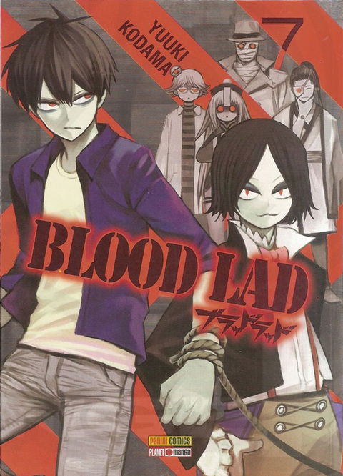 BLOOD LAD VOL. 07