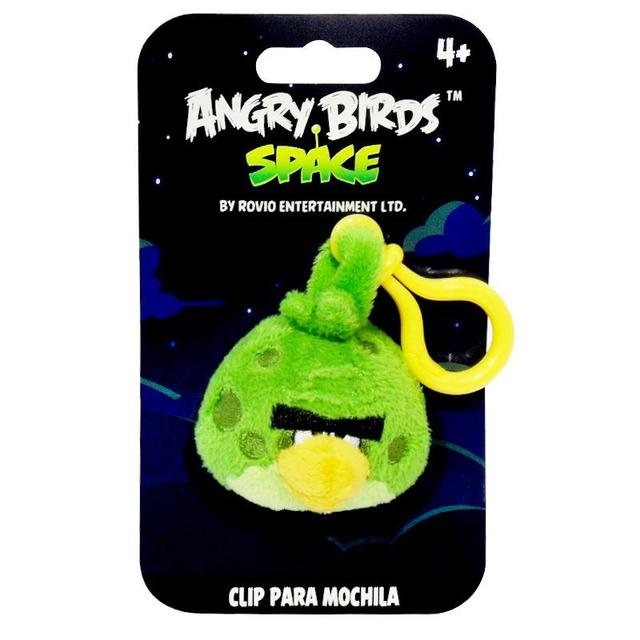 CHAVEIRO ANGRY BIRDS SPACE TERENCE 13CM