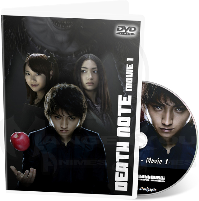 DEATH NOTE - MOVIE