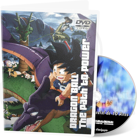 DRAGON BALL - MOVIE - ESPECIAL 10 ANOS