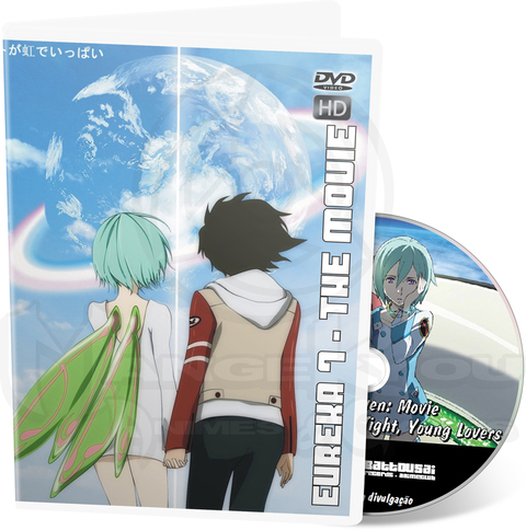 EUREKA 7 THE MOVIE - HD